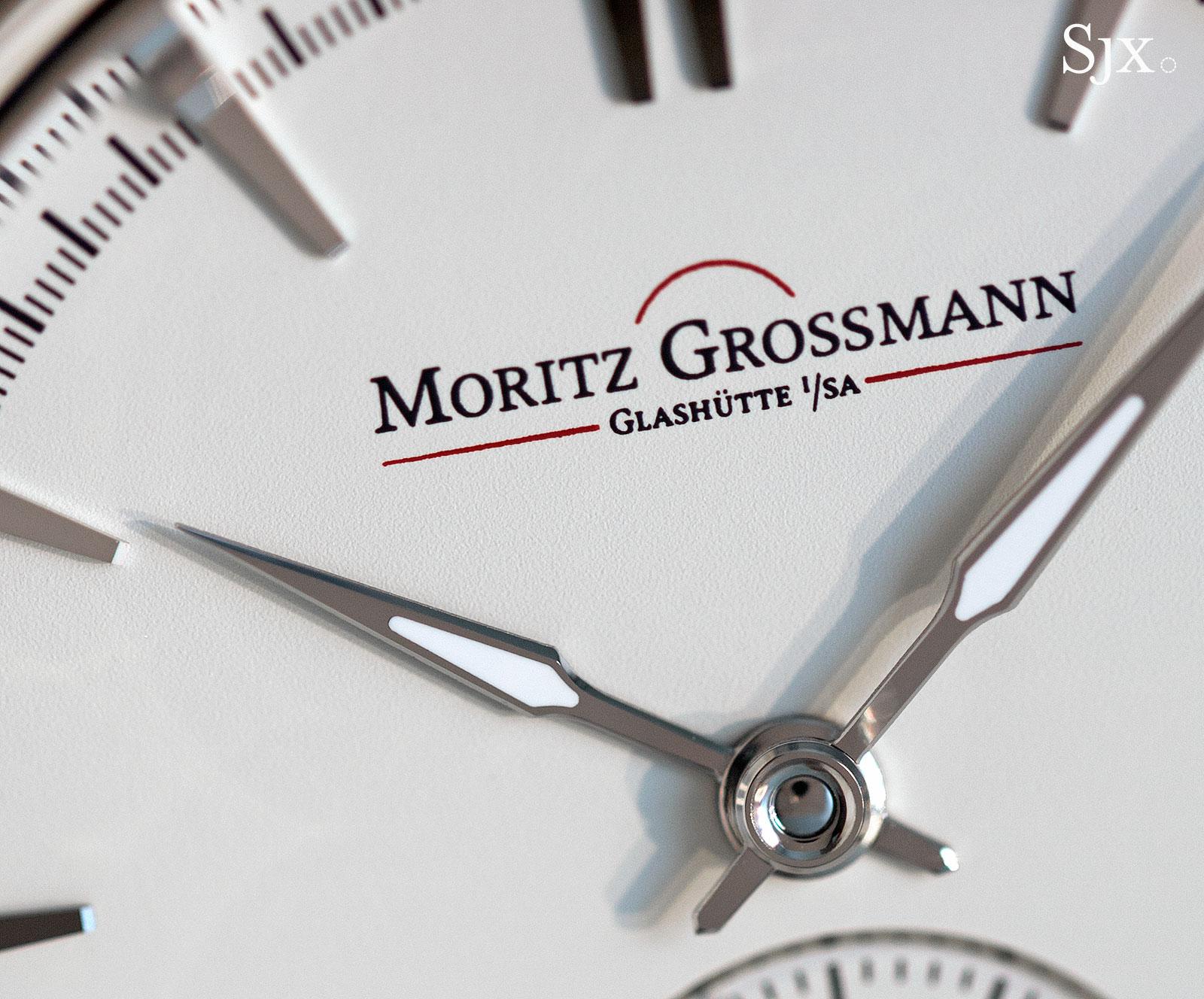 Moritz Grossmann Atum Pure steel 2