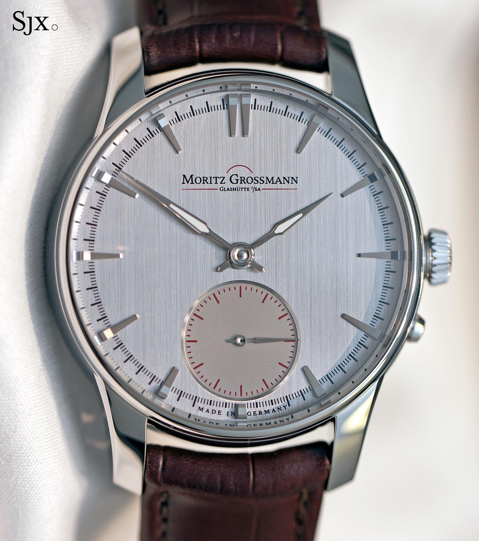 Moritz Grossmann Atum Pure steel 7