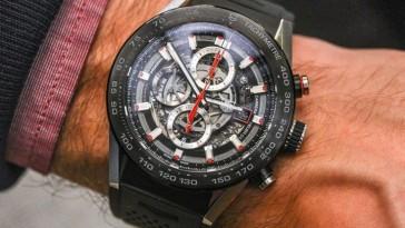 Replica Tag Heuer Carrera Chronograph Calibre Heuer 01