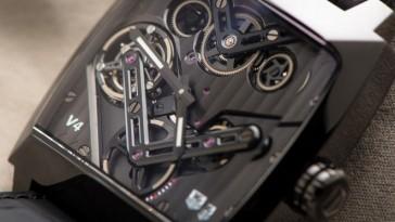 TAG Heuer Monaco V4 Tourbillon Replica