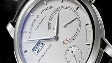 Replica A.Lange & Sohne Lange 31 Watch
