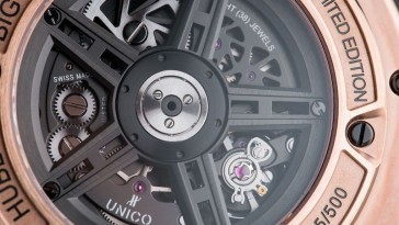 Hublot High Quality Replica New Big Bang Ferrari Watches