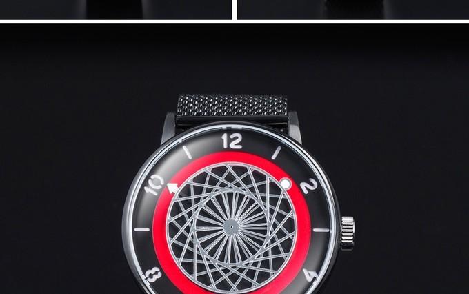 High Quality Replica Cheap Gravity Alpha GT-124 Watch