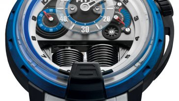 HYT H1 Antoine Griezmann & H4 Panis-Barthez Compétition Watches Watch Releases
