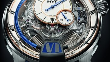 HYT H2 Tradition Watch Goes A Bit Retro Watch Releases