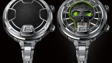 HYT Skull Pocket Watch Watch Releases
