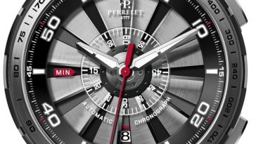 Perrelet Turbine Chrono Watch Watch Releases
