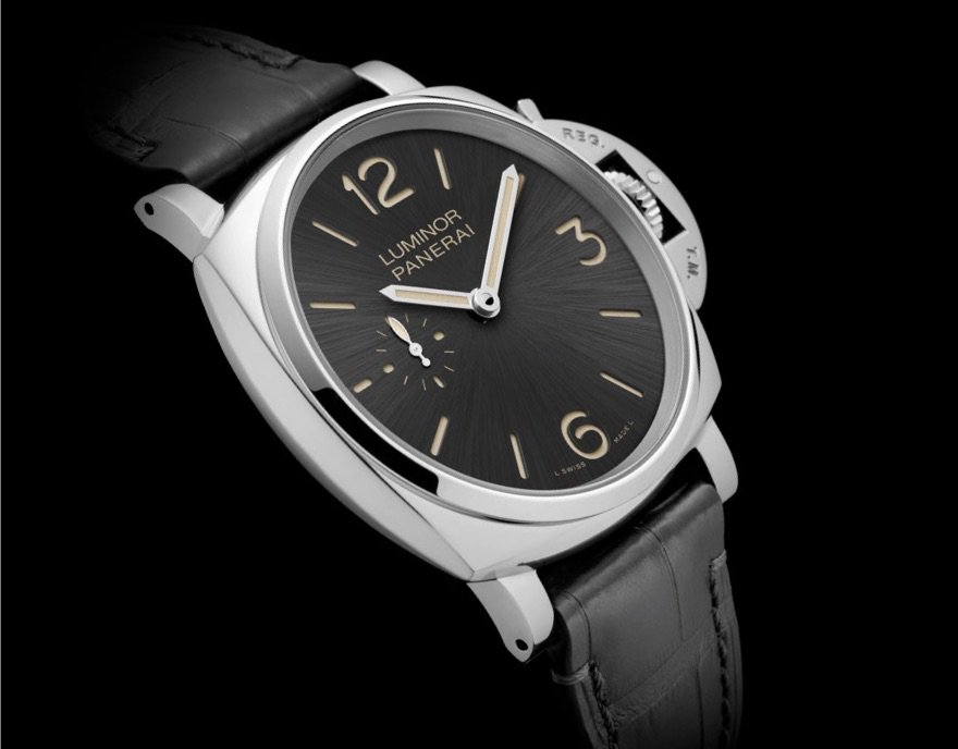 """79fbcb52b5f Replica Panerai Presents 12 New Timepieces At """"Dive Into Time"""" Exhibit In  Florence"""