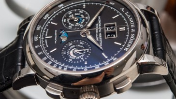 A. Lange & Sohne Datograph Perpetual Tourbillon Replica Watch