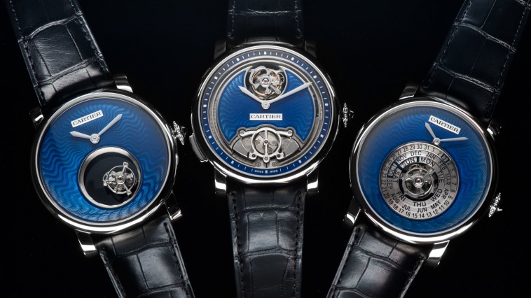 cartier calibre de cartier replica watches