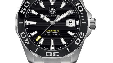 copy Tag Heuer Aquaracer 300M Calibre 5 Steel Case Automatic watches
