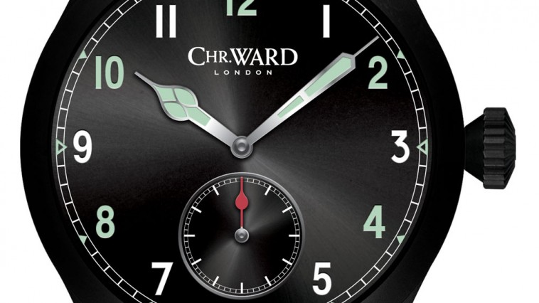 Christopher Ward C8 P7350 Chronometer Fake Cheap Limited Watch Silent Auction UK