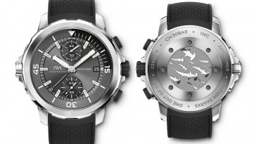 "REPLICA IWC – AQUATIMER CHRONOGRAPH EDITION ""SHARKS"""