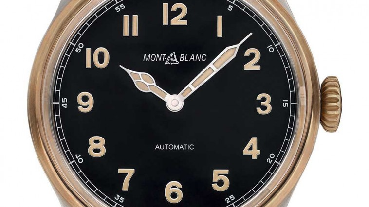 Top Quality Cheap Replica MONTBLANC 1858 AUTOMATIC DUAL TIME & 1858 AUTOMATIC