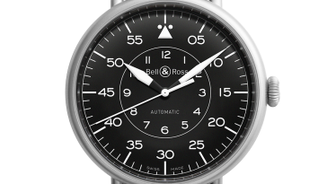 Bell & Ross Vintage WW1 Military Replica Black Dial Watches