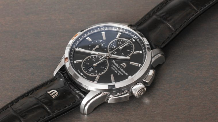 High Quality Maurice Lacroix Pontos Chronograph Watch Replica Hands-On