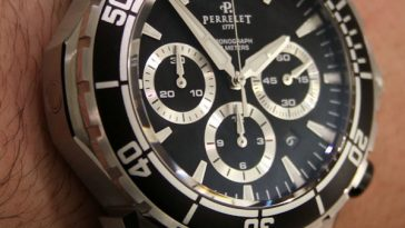 Perrelet Seacraft Watches Hands-On Watch Releases