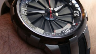 Perrelet Turbine XL Watch Review Wrist Time Reviews